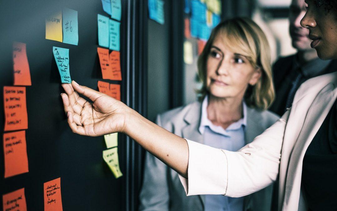 Agiles Projektmanagement – Der Schlüssel zum Erfolg!