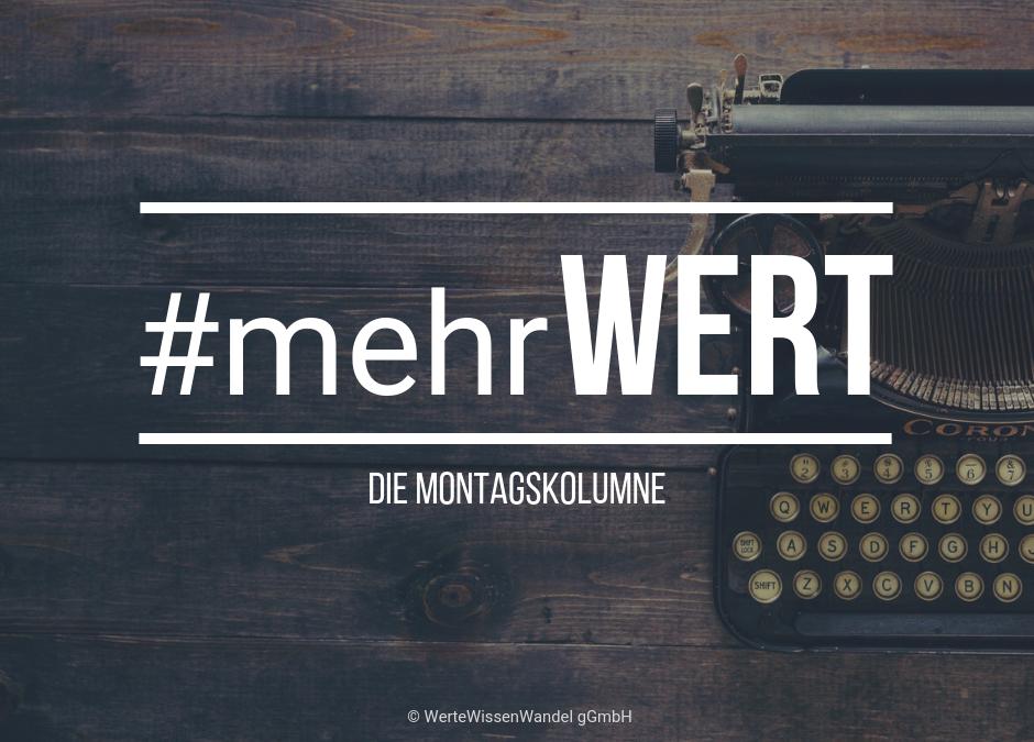#mehrWERT | Die Montagskolumne – Spezialisierung im Beruf: Sackgasse oder Erfolgsgeheimnis?
