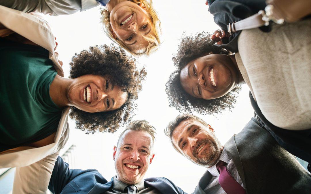 Nicht ohne mein Team – durch werteorientierten Teamgeist zum Erfolg