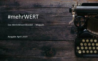 #mehrWERT | April-2019